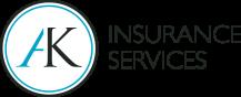 AK Insurance Services Logo